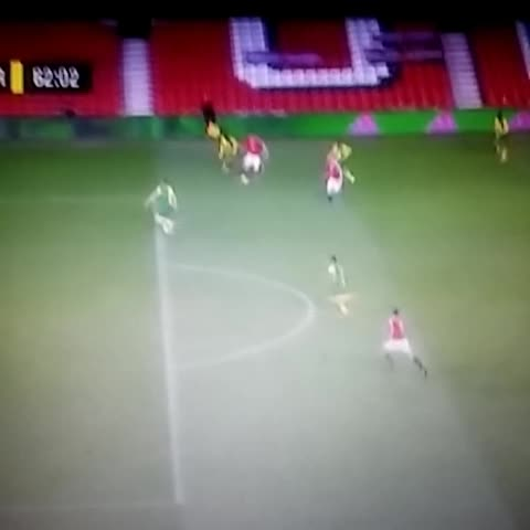 Vine by JuanMataTouch - World Class finish from Will Keane, absolutely sublime! #mufc