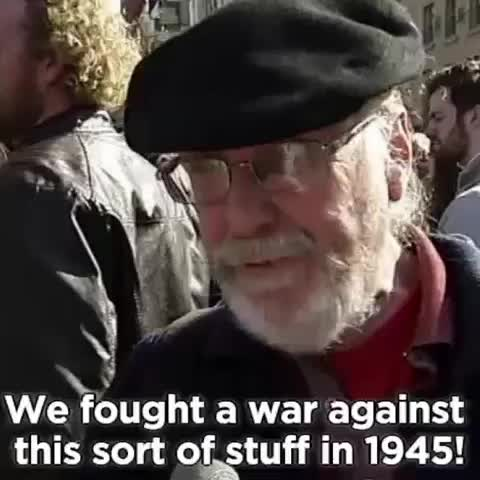 """Protesters against Operation Fortitude in Melbourne have described it as """"Orwellian"""" and """"Gestapo tactics"""". - Vine by ABC News - Protesters against Operation Fortitude in Melbourne have described it as """"Orwellian"""" and """"Gestapo tactics""""."""