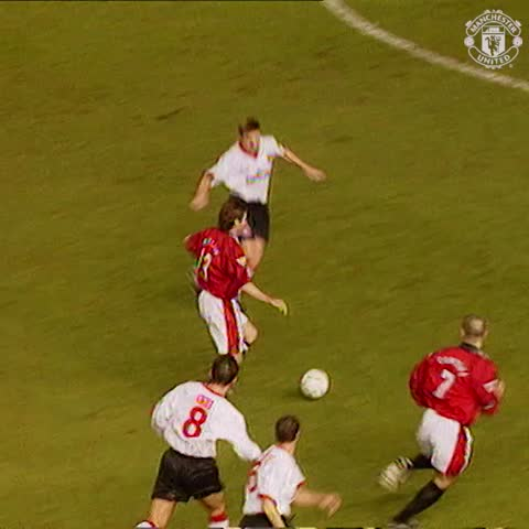 Vine by Manchester United - #MUFC7: Eric Cantona