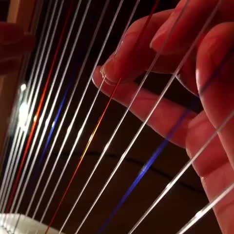 Vine by Trench - Still D.R.E by Dr. Dre on a Harp