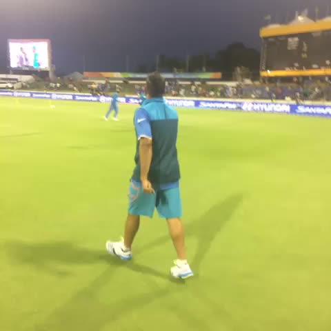 Vine by Cricket World Cup - What is there to do after racking up 3 straight #cwc15 wins? WATCH to see what #IND got up to after #INDvUAE