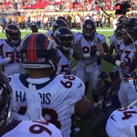 Vine by Denver Broncos - It takes all of us. #SB50
