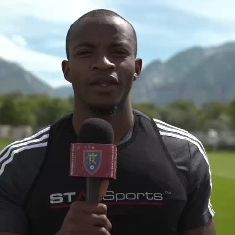 "Watch Real Salt Lake's Vine ""Good luck @Utah_Football! # ..."