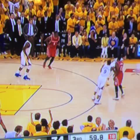 Vine by Anderson_Small - So we just gunna act like Steph Curry didnt get his ankles taken 👀🔥