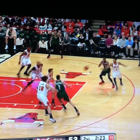 Vine by Gustavo Vega - Rose with the steal & dunk #derrickrose