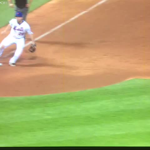 Vine by Andrew Carter - What a slide by Rizzo, wow! #nimble  #Cubs
