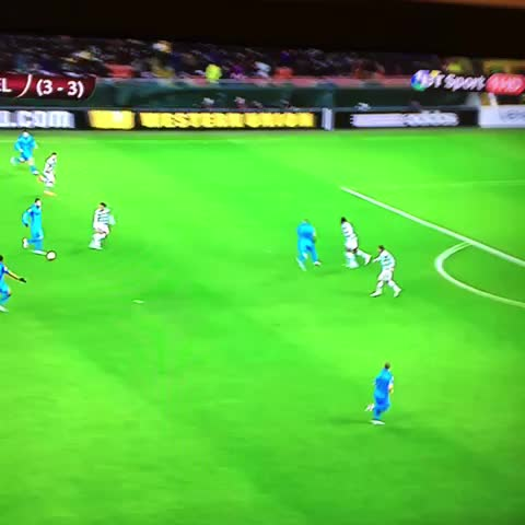 Vine by Dangerous Attack Bet - Wow. Take a bow Guarin! What a goal! #InterMilan #guarin #Celtic