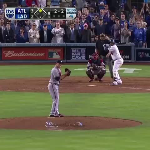 Vine by Jesus Jacobo - After a busy day from the Dodgers, I thought it was right to share this memorable moment! ⚾️????