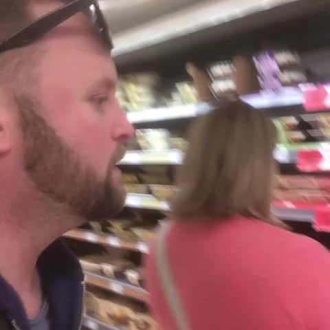 This Man Who Pranks People In Supermarkets Has Become A