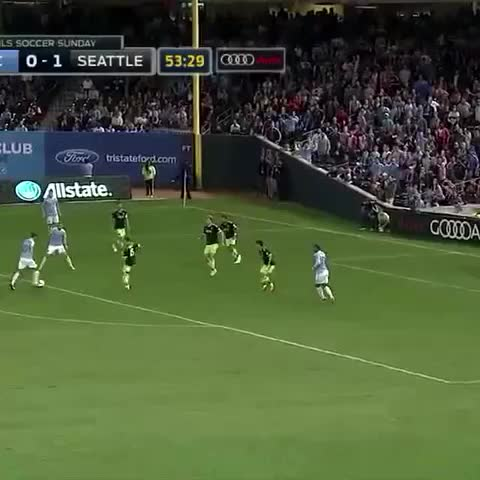 Vine by MLS - Mehdi Ballouchy does things like this 😱
