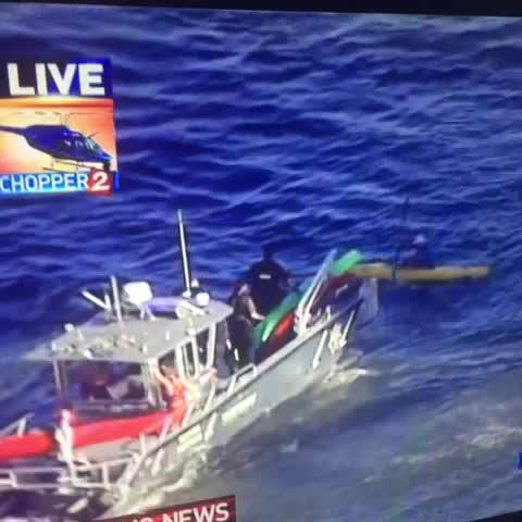 Vine by GetOffMyLawn - Multnomah Co Sheriff boat running over kayaker #ShellNo