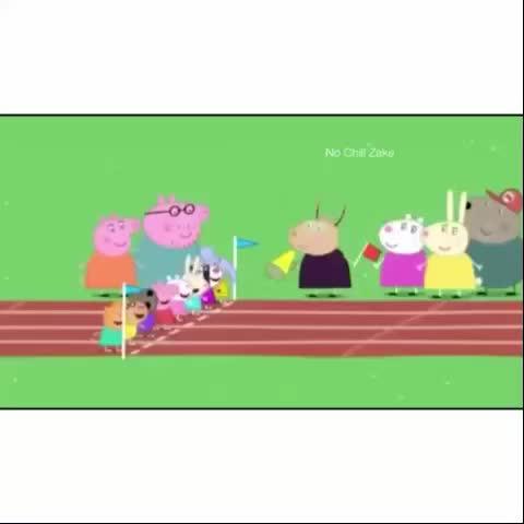 "Watch GHETTO Peppa Pig's Vine ""TASER TAG #GHETTO #PeppaNig (Credit: no"