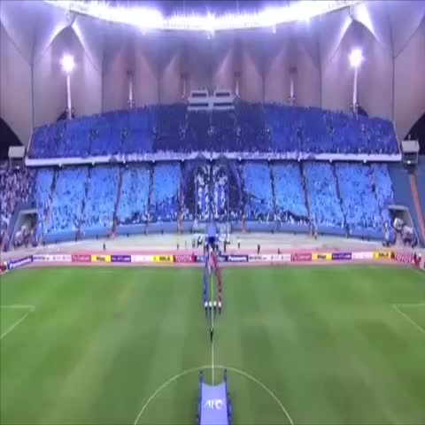 Vine by Graham Corking - Amazing Mortal Kombat choreography by Al-Hilal fans.