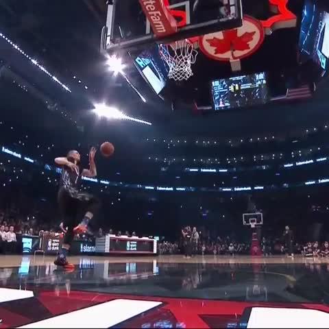 Vine by NBA on TNT - Zach LaVine slow motion