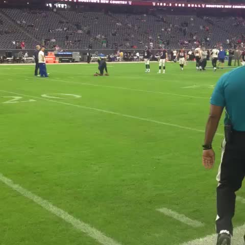 Vine by Houston Texans - Keenum to Dre. #TexansGameday