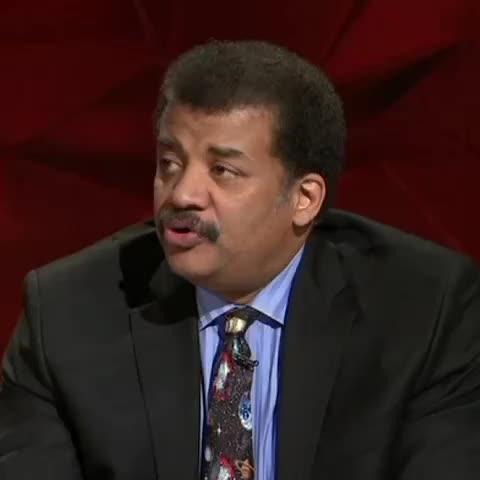 Vine by ABC News - Neil deGrasse Tyson says he has no trouble with people believing anything they like, but legislation must be backed by science.