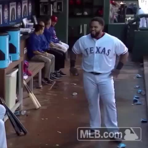 Vine by P1Domo - Texas Rangers WIN!!!!