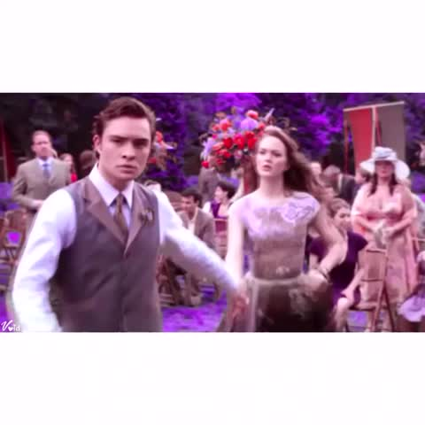 Vine by Gossip Chair ♡ BIO - I will forever ship and remember Chuck and Blairs relationship!😍👌🏻 Dt ~ gg edits✧