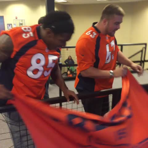 Vine by Phil Milani - End of a great day in Greeley. #SalutetoFansTour