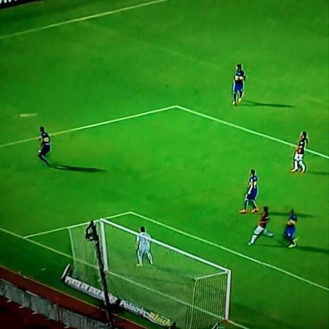 Vine by Crack Deportivo - Gol de Belluschi. Boca 0-1 San Lorenzo