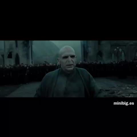 Vine by Trazzto - Aquí llega Condemort! #Trazztornos #vinealo #harrypotter #hogwarts más en tv.minibig.es