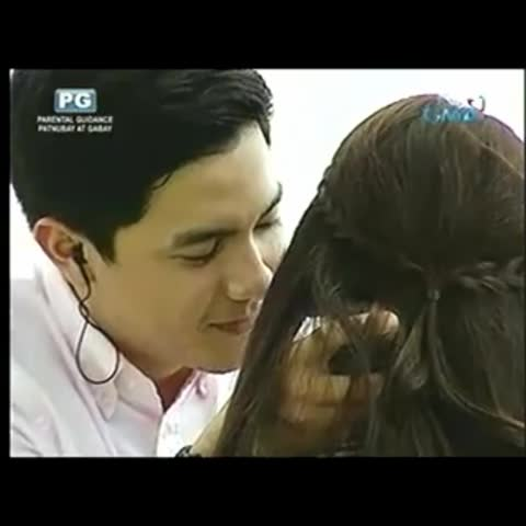Vine by AldubfortheBigboys - Oh my goodness now we know you really love each other.. @mainedcm @aldenrichards02 #VoteMaineFPP #KCA