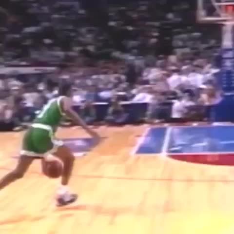 Vine by Fake SportsCenter - 25 years ago today, Dee Brown invented the Dab. 🔥