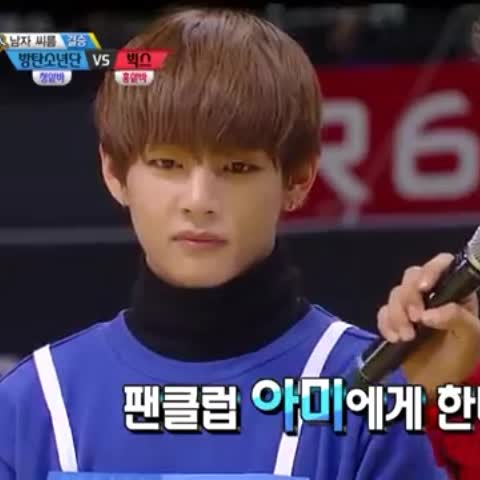 """Vine by Love_with_V - Taehyung to ARMYs : """"oppa will go and come back""""  ❤❤❤❤❤❤ #V #뷔 #태형이 #ISAC2016 #BTS"""