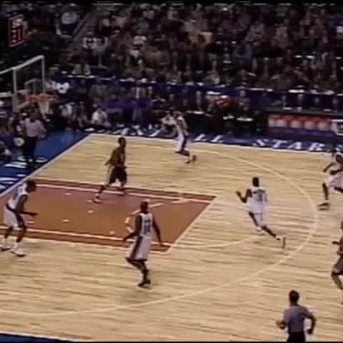 Vine by Sixers - #fbf » A.I. with the help yourself at the 2001 NBA All-Star