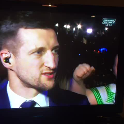 Vine by Ayl - Theres yer man at the boxing!