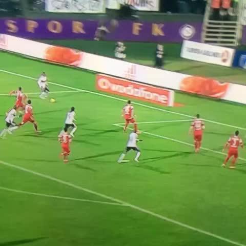 Vine by TV Futbol - Opare ile Beşiktaş yeniden önde