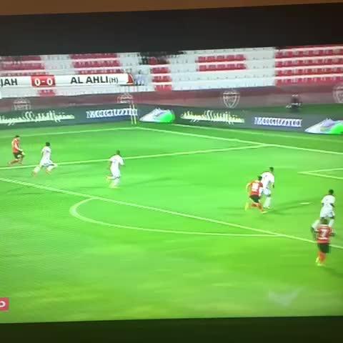 "Auu >> Watch Hamoudi's Vine ""#Everton #Ribeiro #AGL #UAE #AlAhli"""