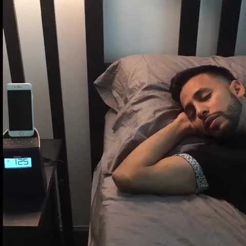 Vine by Anwar Jibawi - When you set your favorite song as your alarm.. #remake