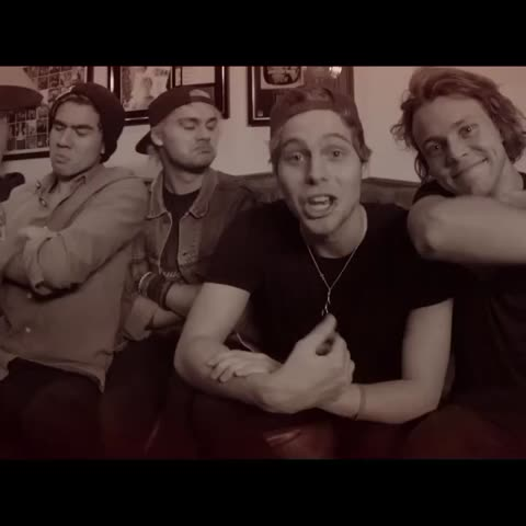 Vine by 5sos clips ♡ - the boys were in BBC Radio 1s new video!YouTube.com/user/bbcradio1