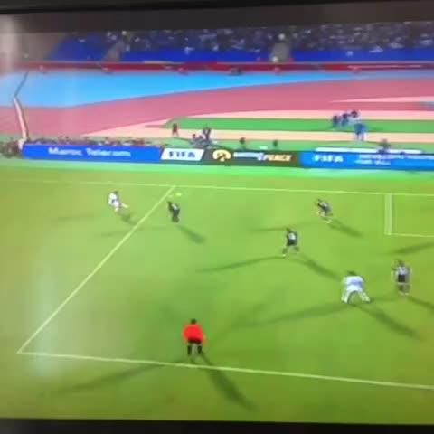Vine by Carlos Bustamante - Gol de Joao Rojas! #CAZ 1-1 #AUC #mundialdeclubes