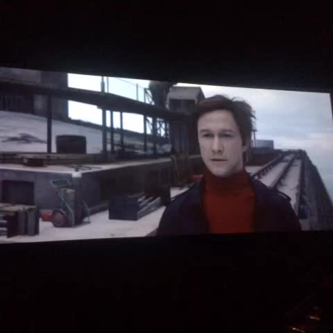 "Watch Matt Post's Vine ""Trailers ruin everything."" Joseph Gordon Levitt"