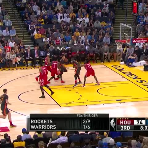 Vine by Bleacher Report - Curry. WOW.