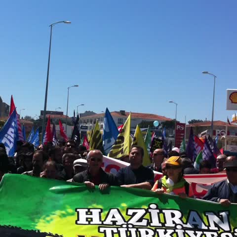 Vine by Haziran Hareketi - Sinopta Nükleere karşı yürüyoruz. #HaziranGüneşiNükleeriYenecek