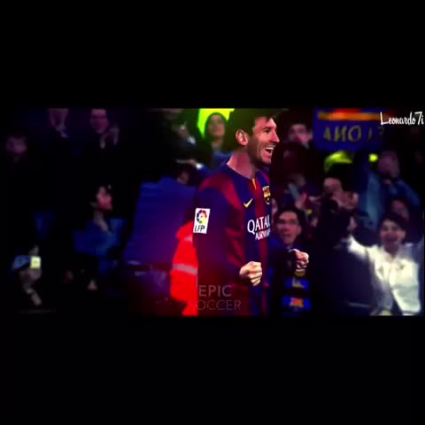 Vine by EPIC SOCCER - Messis season run in 6 seconds... #epicsoccer