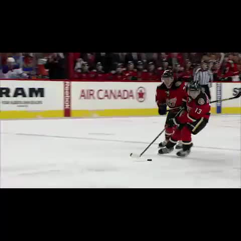 Watch Calgary Flames S Vine Quot Vote Johnny For The