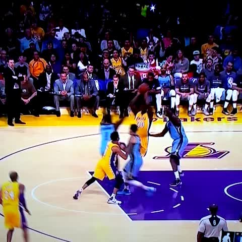 Vine by Trevor Lane - Kobe tried to pass but his inner Mamba told him to shoot