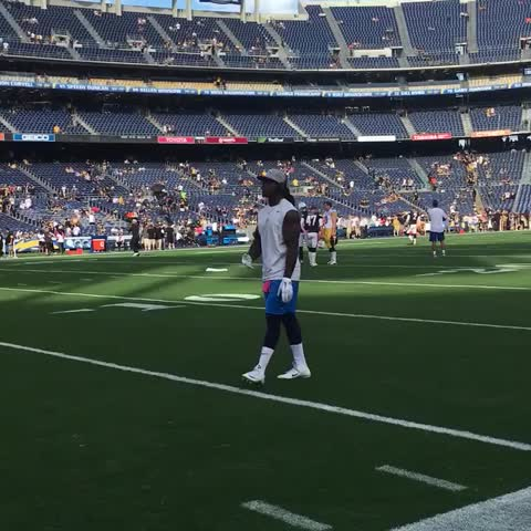 Watch San Diego Chargers S Vine Quot Pre Game Vibes⚡️ Pitvssd Quot