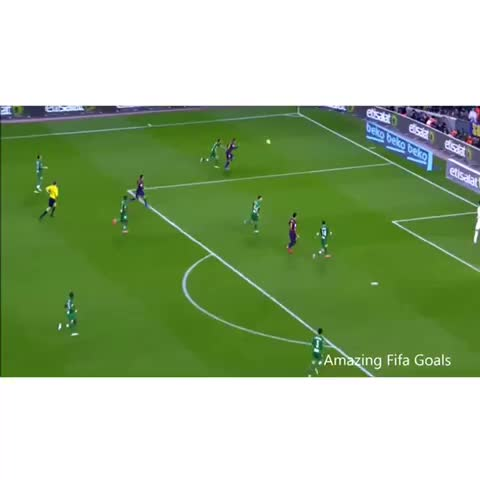 Vine by Amazing Fifa Goals - #Suarez