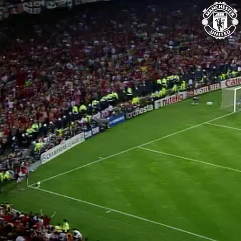 "Vine by Manchester United - ""And Solskjaer has won it!"" Happy birthday, Ole. #mufc"