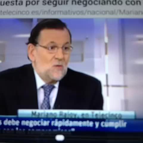 #Rajoy Y un gobernante no está para hacer referéndums - Vine by Esppeonza - #Rajoy Y un gobernante no está para hacer referéndums