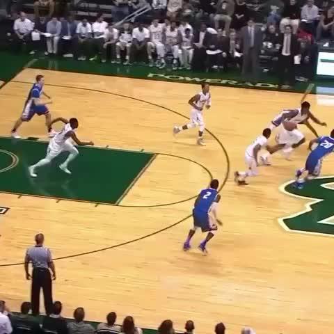 Watch USF Men's Basketball's Vine