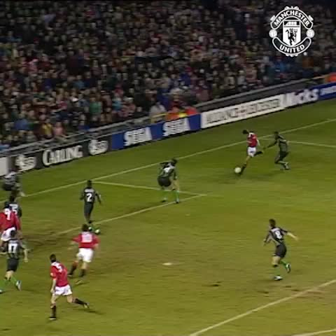 VINE: Eric Cantona scored twice on this day in 1993 against this weekends opponents, Aston Villa. #mufc - Vine by Manchester United - VINE: Eric Cantona scored twice on this day in 1993 against this weekends opponents, Aston Villa. #mufc