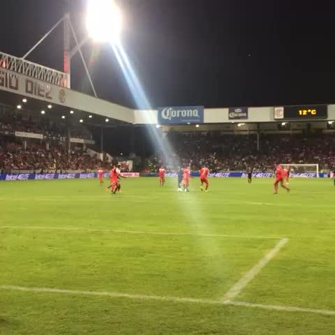 Vine by Atlas F.C. - ¡Revive el primer gol de Jefferson Duque como Rojinegro!