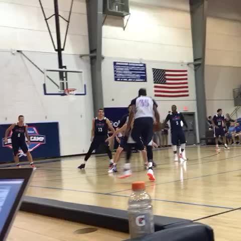 More Kevin Durant from today - Vine by Anthony Slater - More Kevin Durant from today