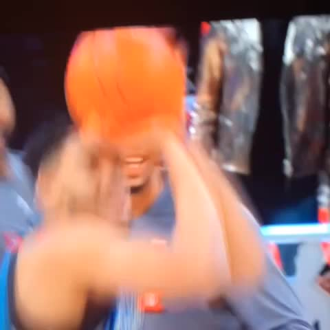 Vine by Big Blue Nation - All the former Cats supporting! Awesome. #BBNBA